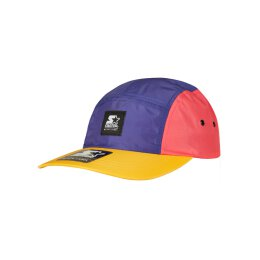 Starter - Multicolored Logo Patch (ST034) - Jockey Cap -...