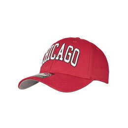 Starter - Chicago (ST032) - Flexfit - Baseballcap - red