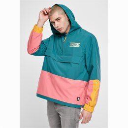 Starter - Multicolored Logo (ST028) - Windbreaker -...