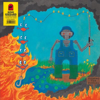 King Gizzard & The Lizard Wizard - Fishing For Fishies - LP (Lilypad Pressing)
