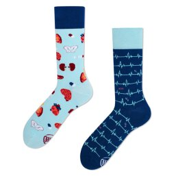 Many Mornings Socks - Dr Sock - Socken