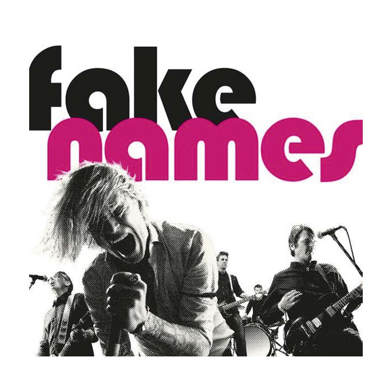 Fake Names - s/t - LP
