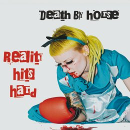 Death By Horse - Reality Hits Hard - LP (Gatefold + MP3)