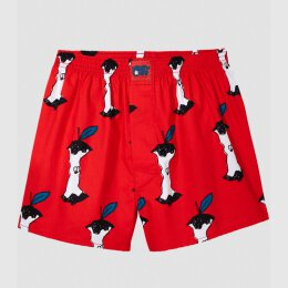 Lousy Livin - Apple - Boxershort - red