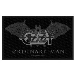 Ozzy Osbourne - Ordinary Man - Patch