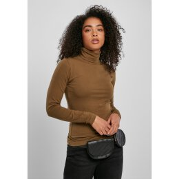 Urban Classics - TB3757 - Ladies Basic Turtleneck LS -...