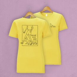 Akne Kid Joe - Ente - Girl Shirt (EP02) - buttercup yellow