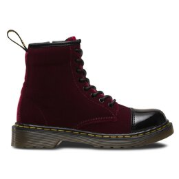 Dr. Martens - Pooch -  Kids Boot Patent Lamper Ze You...