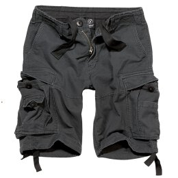 Brandit - Vintage Short - black