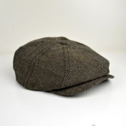 Dickies - Flat Cap - Tucson - brown