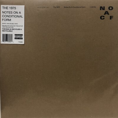The 1975 - Notes on a Conditional Form - Do LP