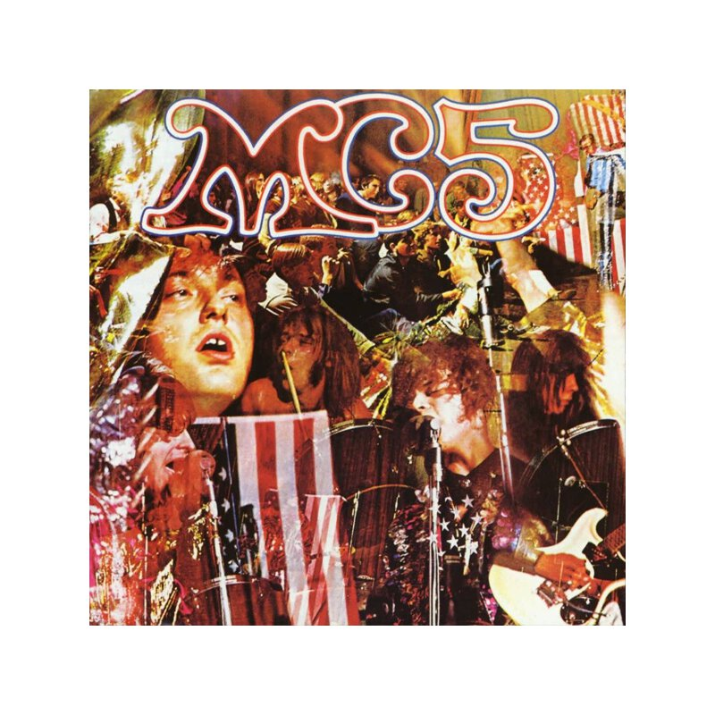 MC5 - Kick Out The Jams - LP