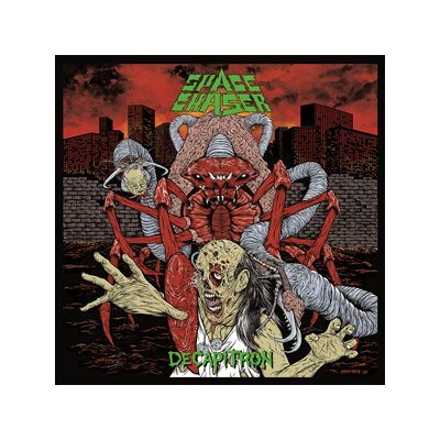 SPACE CHASER - DECAPITRON (2020 REMIX) - CD
