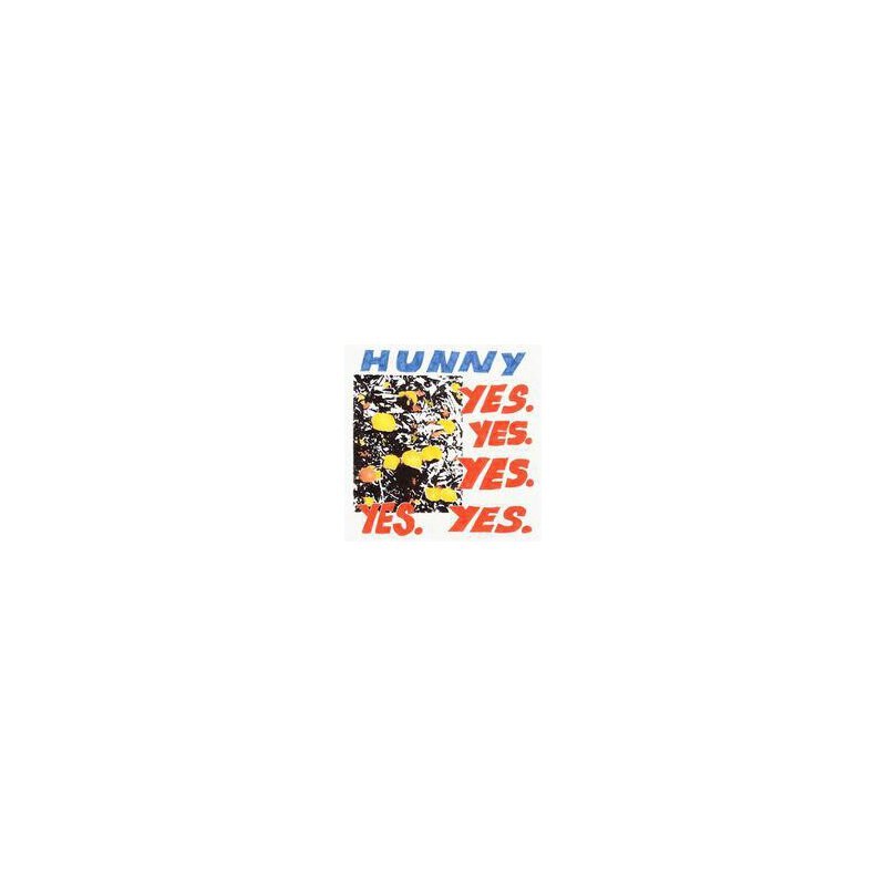HUNNY - YES. YES. YES. YES. (RSD EDITION 2020) - LP