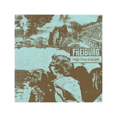 FREIBURG - HIGH FIVE, ZUKUNFT - LP (clear vinyl) + MP3