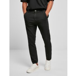 Urban Classics - TB3956 - Knitted Chino Denim - black