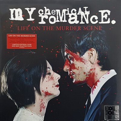 My Chemical Romance - Life On A Murder Scene - LP -...