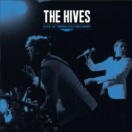 The Hives - Live at third man records - LP