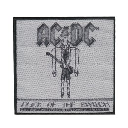 AC/DC - Flick Of The Switch - Patch