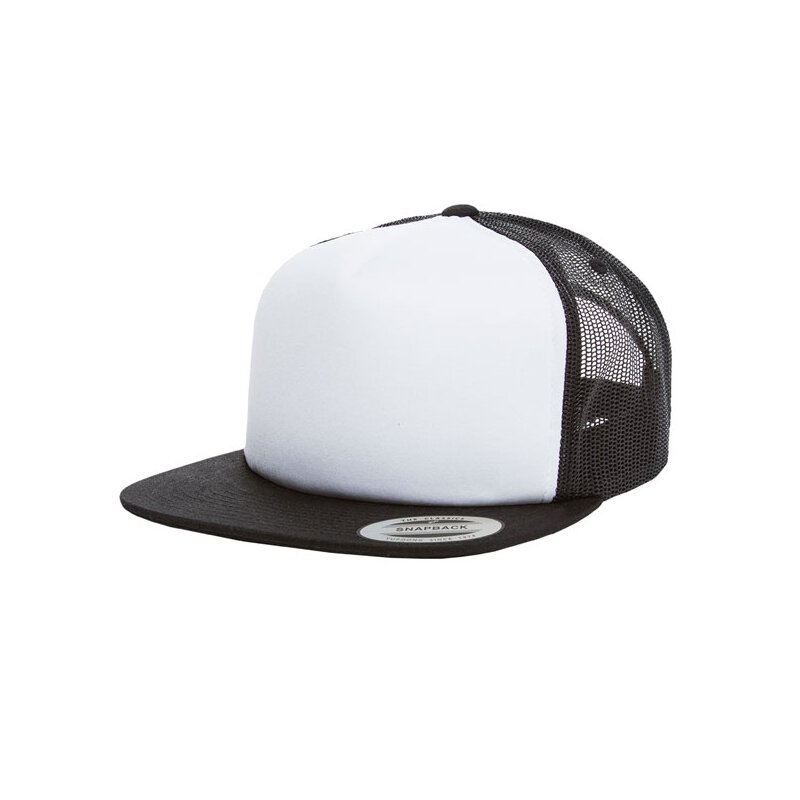 Flexfit/Yupoong - Foam Trucker with White Front - 6005FW-...