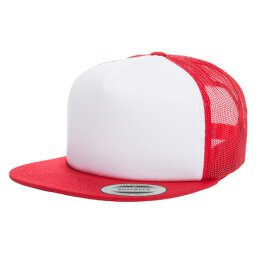Flexfit/Yupoong - Foam Trucker with White Front -...