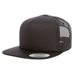 Flexfit/Yupoong - Foam Trucker - black