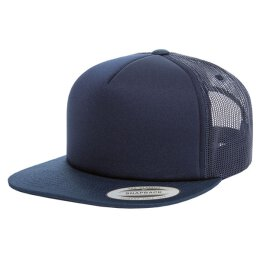 Flexfit/Yupoong - Foam Trucker - navy