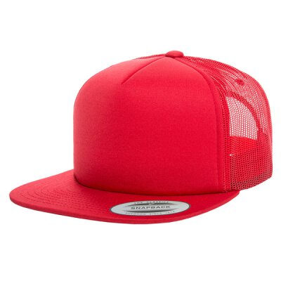 Flexfit/Yupoong - Foam Trucker - red