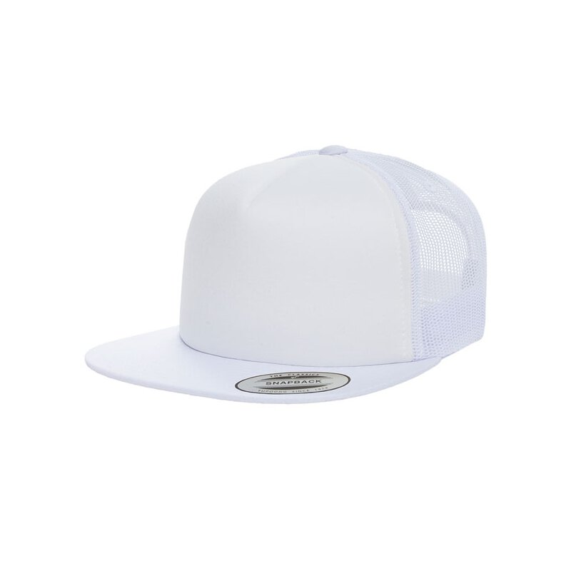Flexfit/Yupoong - Foam Trucker - white