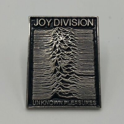 Joy Division - Unknown Pleasures - Pin