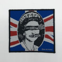 Sex Pistols - God saves the Queen - Patch