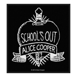 Alice Cooper - Schools Out - Patch