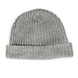 Master Dis - Fisherman Beanie - heather grey