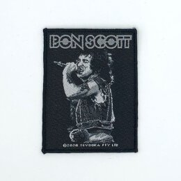 AC/DC - Bon Scott - Patch
