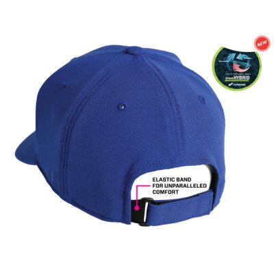 Flexfit - 110 Cool & Dry Mini Pique - royal
