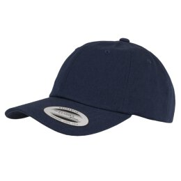 Flexfit/Yupong - Low Profile Cotton Twill Cap - navy