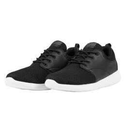 Urban Classics - TB1272 Light Runner Shoe - black/white