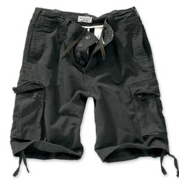 Surplus - Vintage Short - black - Größe S
