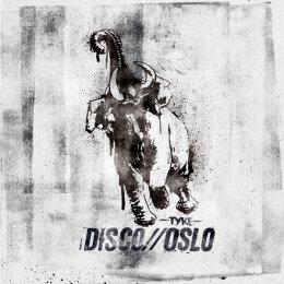 Disco//Oslo - TYKE - LP (regular) + MP3