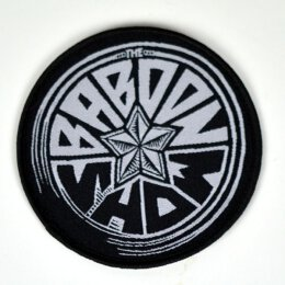 Baboon Show, The - Grey Logo - Patch