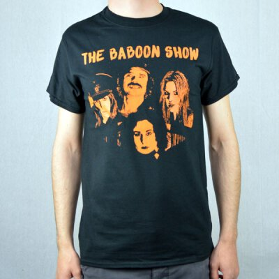 Baboon Show, The - Faces - T-Shirt - black