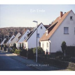 CAPTAIN PLANET - EIN ENDE - CD
