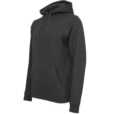 Build Your Brand - Heavy Hoody - charcoal