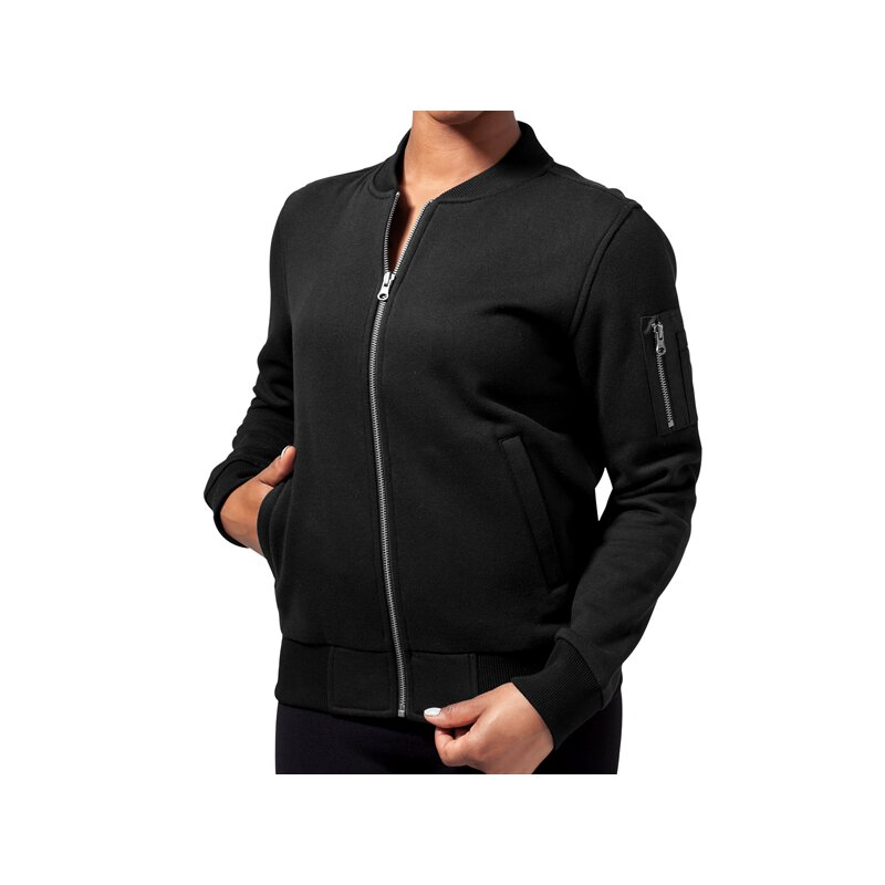 Urban Classics - TB1317 Ladies Sweat Bomber Jacket -...