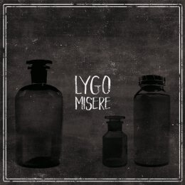 Lygo - MISERE - CD
