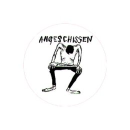 Angeschissen - Logo - Button