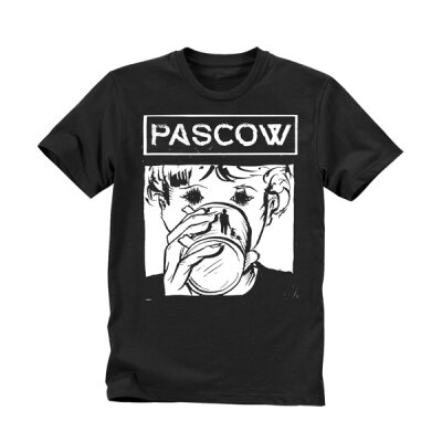Pascow - 4 Tage Wach - T-Shirt - black