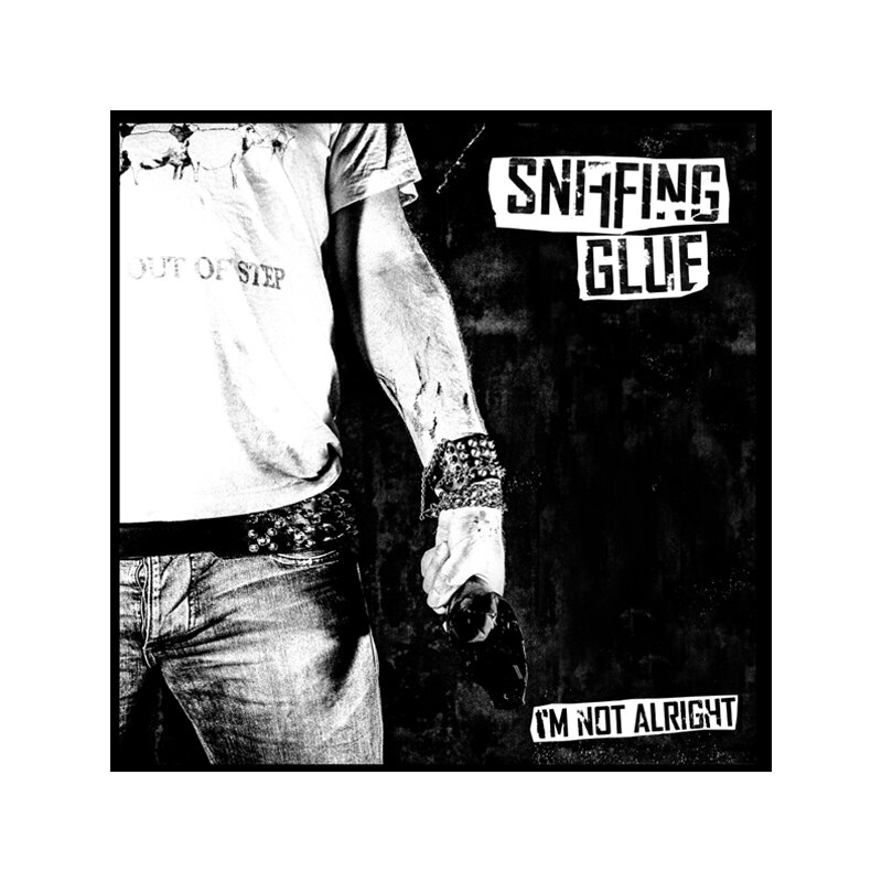 Sniffing Glue - I´m Not Alright - LP + MP3 (Repress...