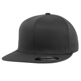 Flexfit - Flat Visor Cap - dark grey