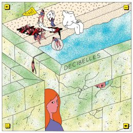 Decibelles - Tight - LP + MP3